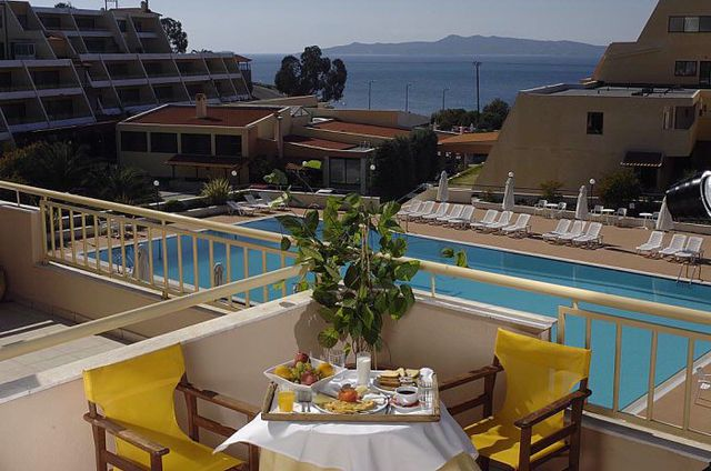 Theoxenia hotel - мезонет